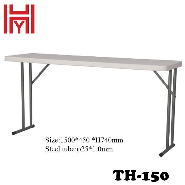 BÀN GẤP CHỮ NHẬT DÀI TH-150