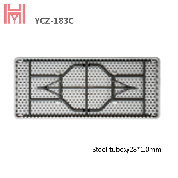 Bàn Gấp Hình Chữ Nhật YCZ-183C