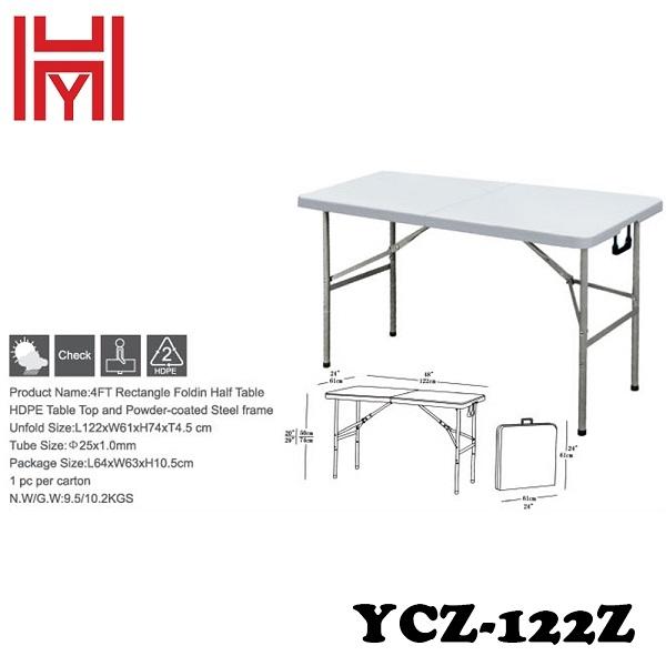 BÀN GẤP NHỎ GỌN YCZ-122Z