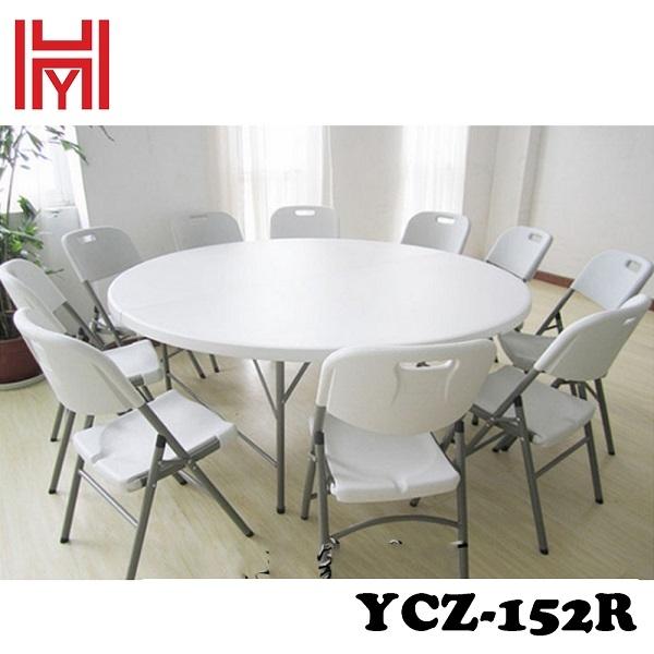 Bàn Gấp Tròn YCZ-152R