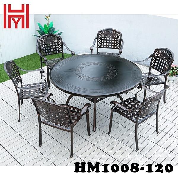 BÀN SÂN VƯỜN HM1008-120 ĐẠI TƯỜNG VÂN