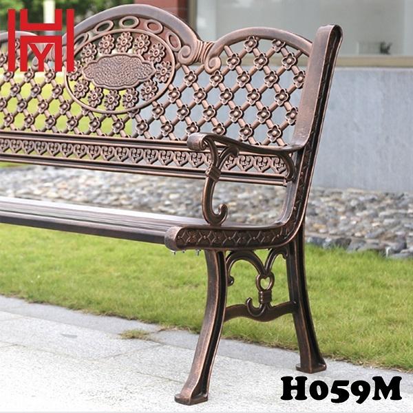 BĂNG GHẾ DÀI SÂN VƯỜN H059M