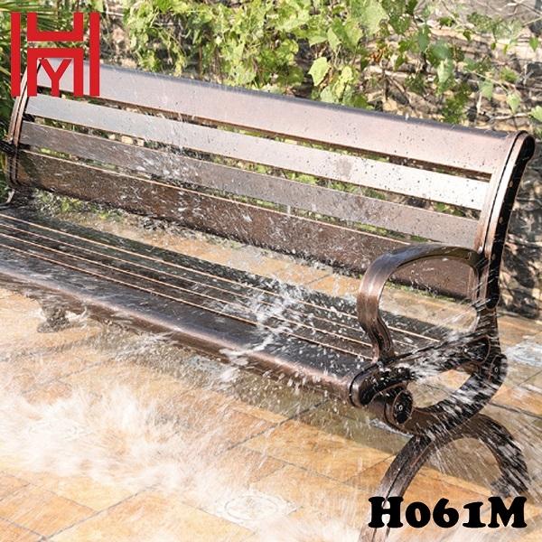 BĂNG GHẾ DÀI SÂN VƯỜN H061M