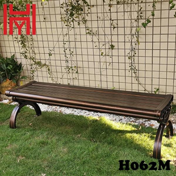 BĂNG GHẾ DÀI SÂN VƯỜN H062M