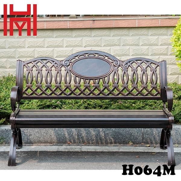 BĂNG GHẾ DÀI SÂN VƯỜN H064M VỪA