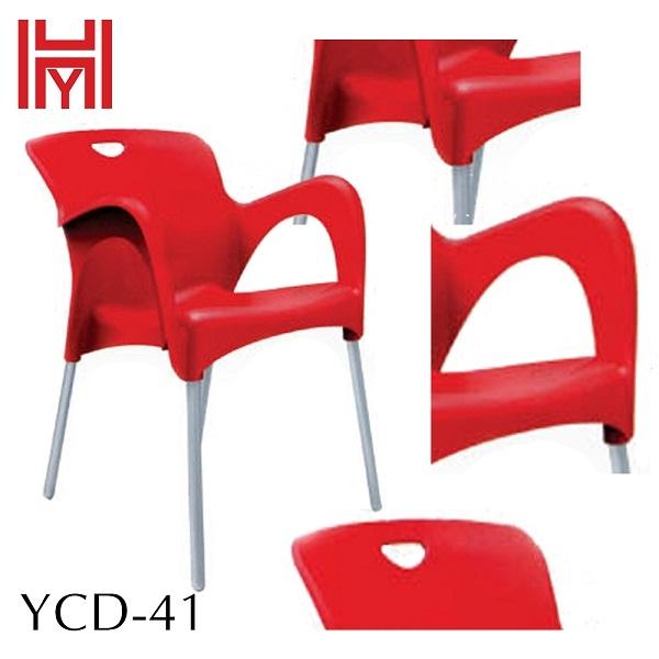 GHẾ NHỰA CAO CẤP YCD-41