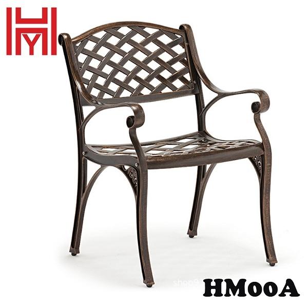 GHẾ SÂN VƯỜN CỔ ĐIỂN HM00A
