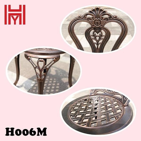 GHẾ SÂN VƯỜN H006M VƯƠNG MIỆN
