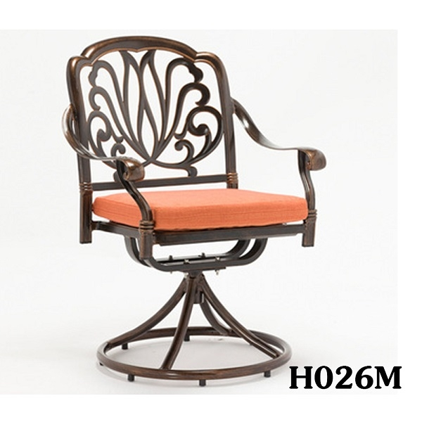 GHẾ XOAY SÂN VƯỜN H026M ELIZABETH