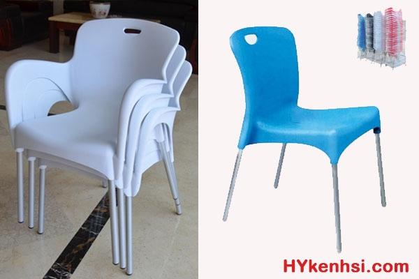 Ghế Nhựa Dành Cho Café Nhà Hàng Phòng Ăn