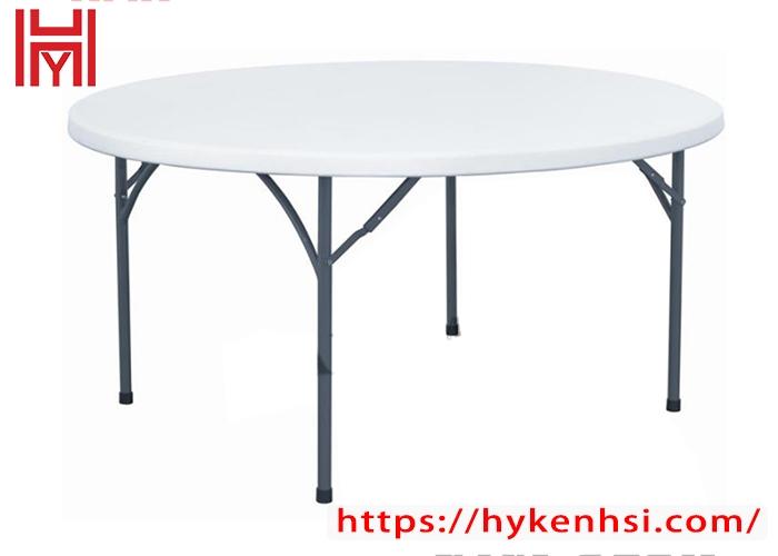 Khi nào nên sử dụng bàn tròn gấp gọn?
