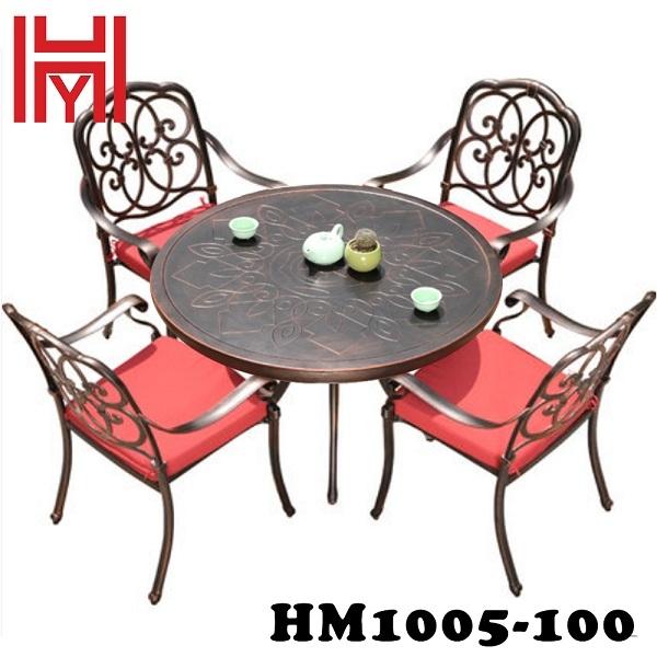 BÀN SÂN VƯỜN HM1005-100 TRUNG PHÚC AN VIÊN