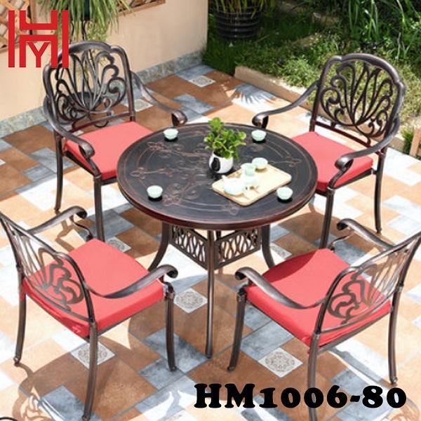 BÀN SÂN VƯỜN HM1006-80 TIỂU THIÊN PHÚC