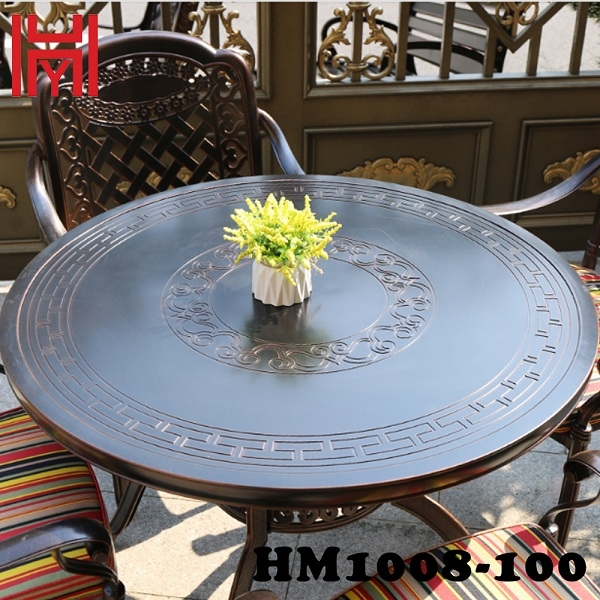 BÀN SÂN VƯỜN HM1008-100 TRUNG TƯỜNG VÂN