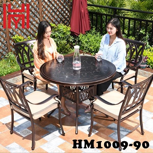BÀN SÂN VƯỜN HM1009-90 HỒNG PHÚC