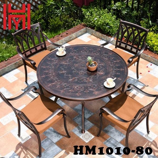 BÀN SÂN VƯỜN HM1010-80 TIỂU HỒNG HỶ