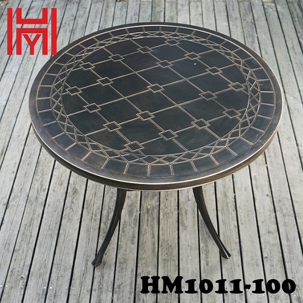 BÀN SÂN VƯỜN HM1011-100 TRUNG