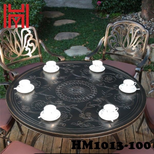 BÀN SÂN VƯỜN HM1013-100 TRUNG NHƯ Ý