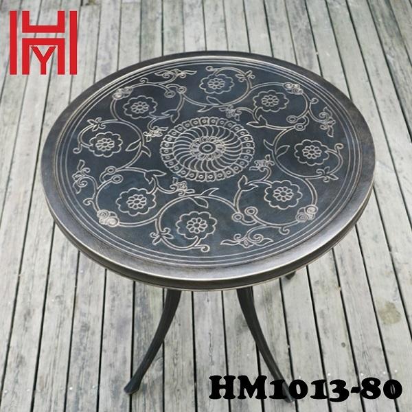 BÀN SÂN VƯỜN HM1013-80 TIỂU NHƯ Ý