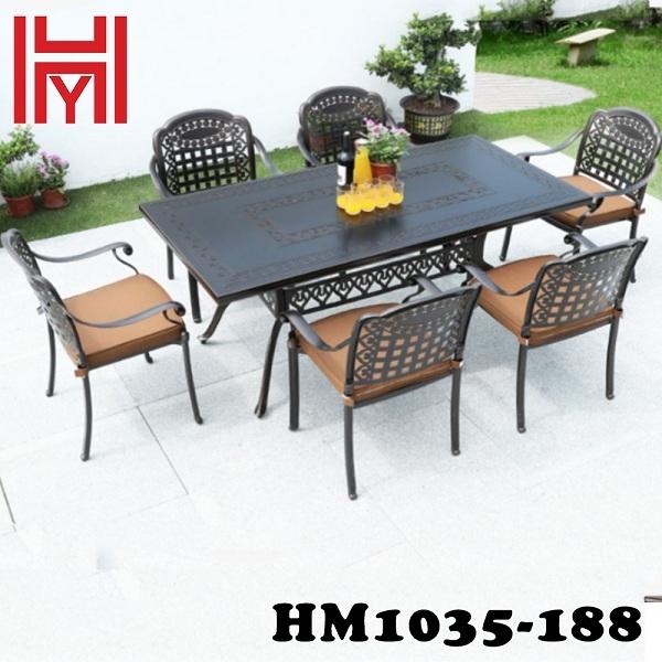 BÀN SÂN VƯỜN TƯỜNG VÂN HM1035-188